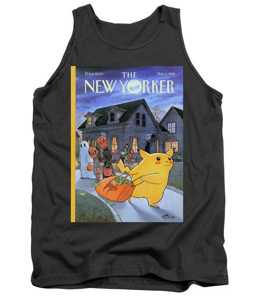 New Yorker November 1st, 1999 Tank Top