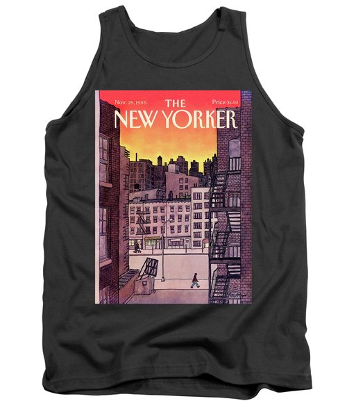 New Yorker November 25th, 1985 Tank Top