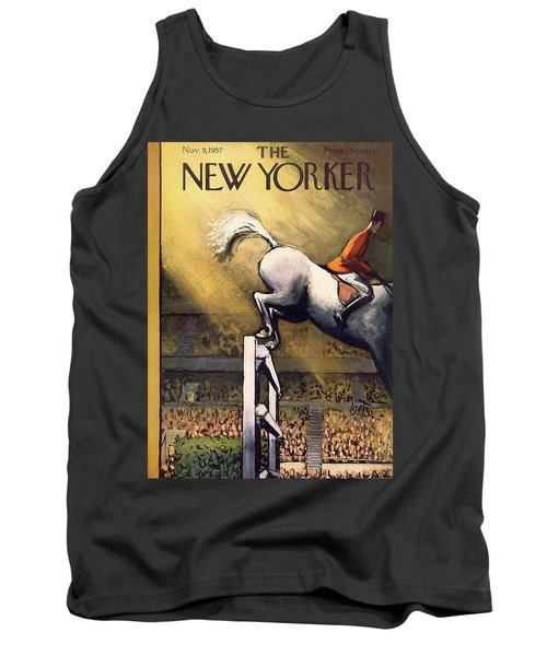 New Yorker November 9th, 1957 Tank Top