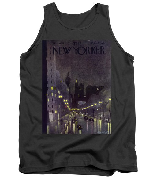New Yorker October 29 1932 Tank Top