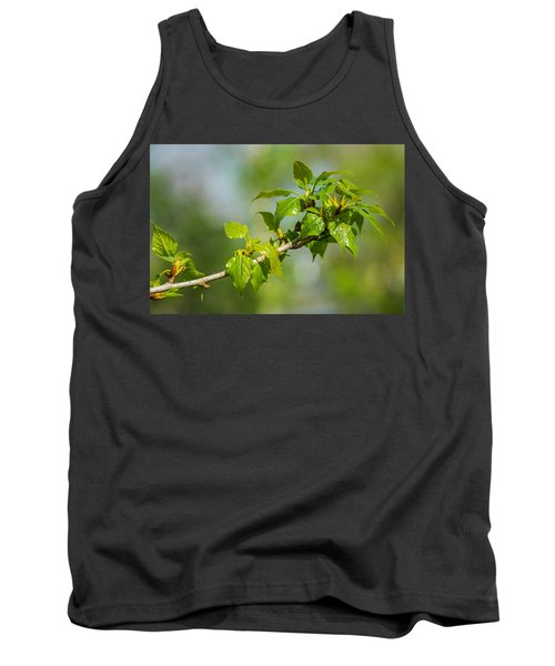 Newborn - Featured 3 Tank Top by Alexander Senin