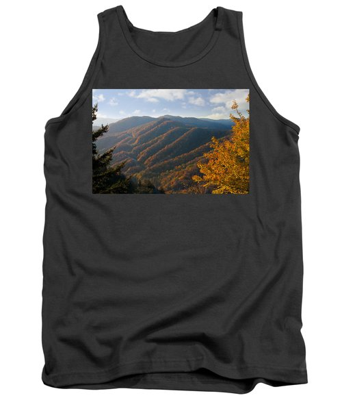 Newfound Gap Tank Top by Melinda Fawver