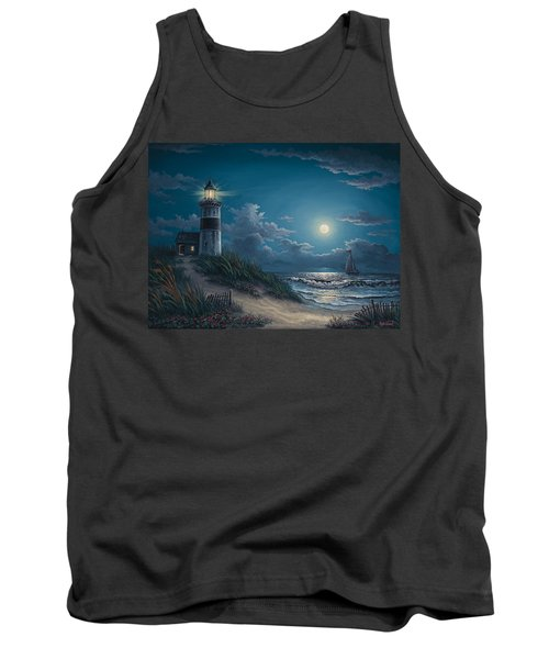 Night Watch Tank Top by Kyle Wood