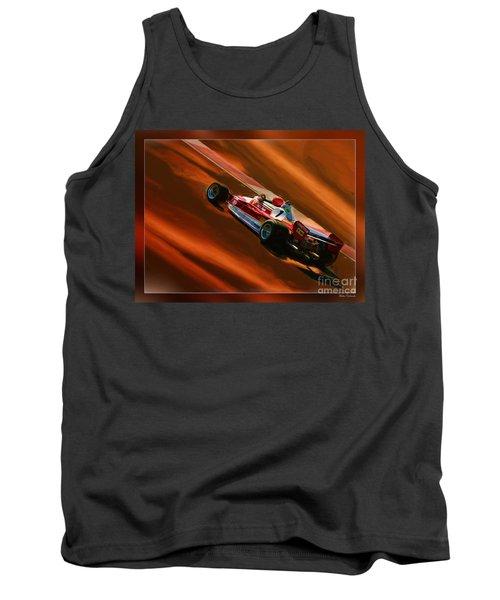 Niki Lauda's Ferrari Tank Top