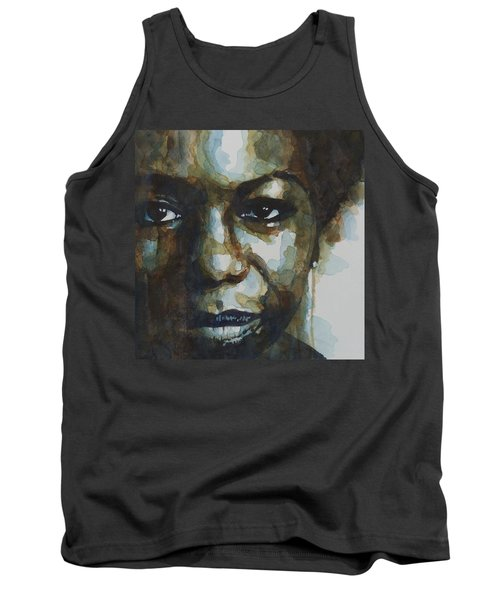 Nina Simone Ain't Got No Tank Top