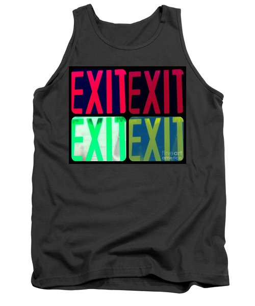 No Exit Tank Top