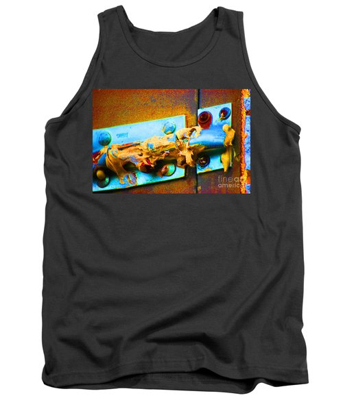 No Trespassing Tank Top