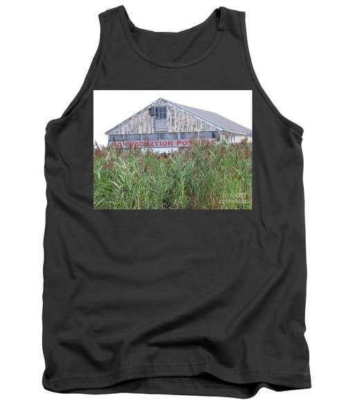 Tank Top featuring the photograph  Newburyport by Eunice Miller