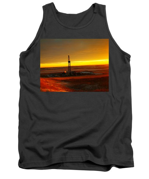 Nomac Drilling Keene North Dakota Tank Top