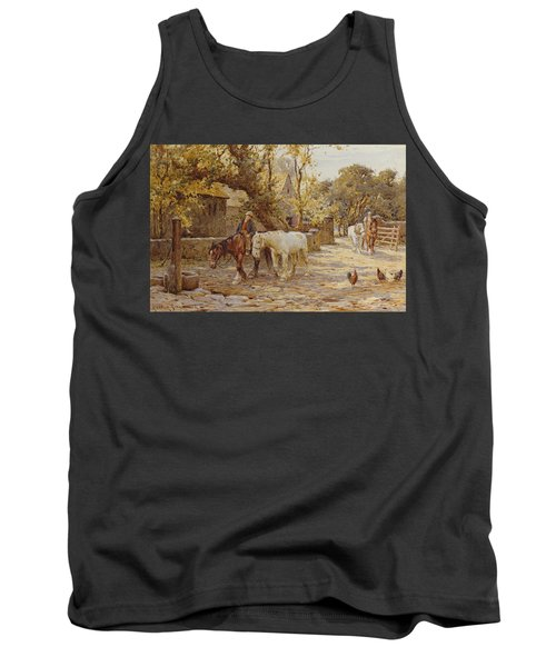 Noon Day  Tank Top