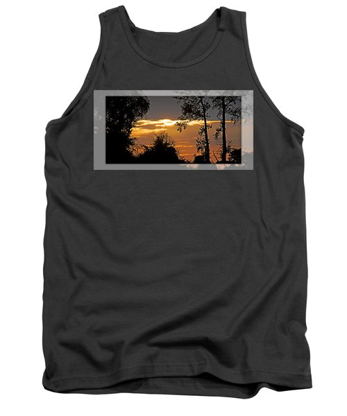 North Carolina Sunset Tank Top
