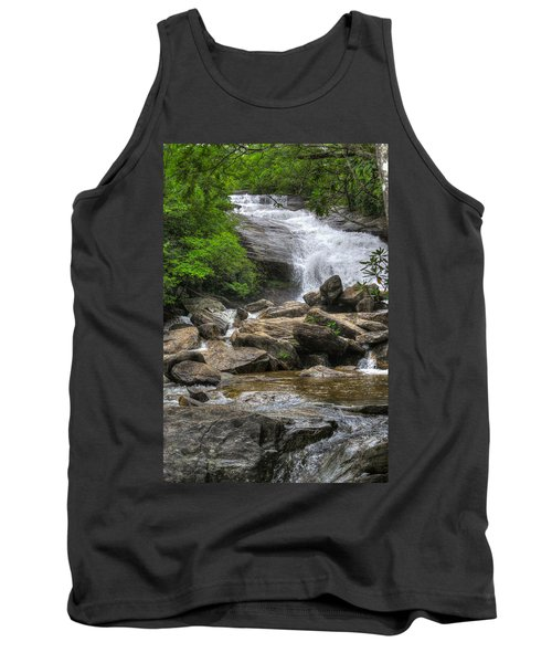 North Carolina Waterfall Tank Top