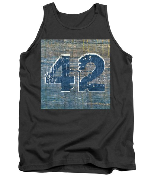 Number 42 Tank Top