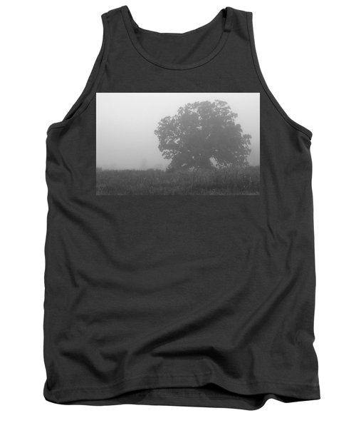 Oak In The Fog Tank Top