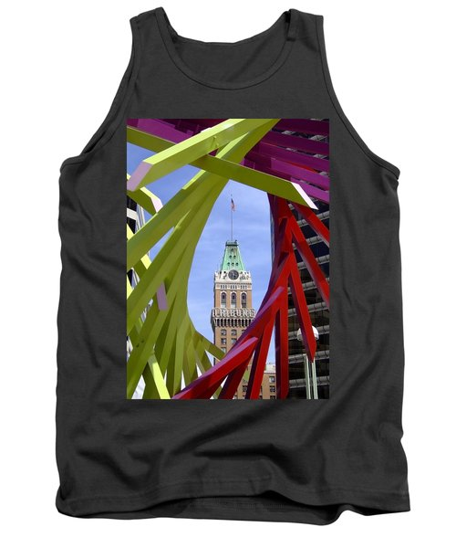 Oakland Tribune Tank Top