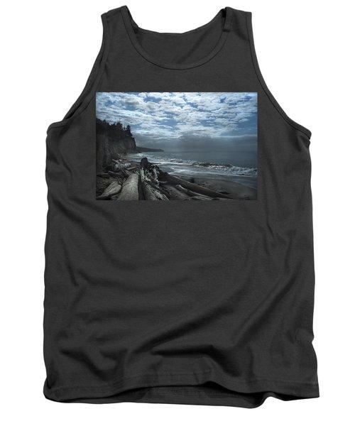 Ocean Beach Pacific Northwest Tank Top