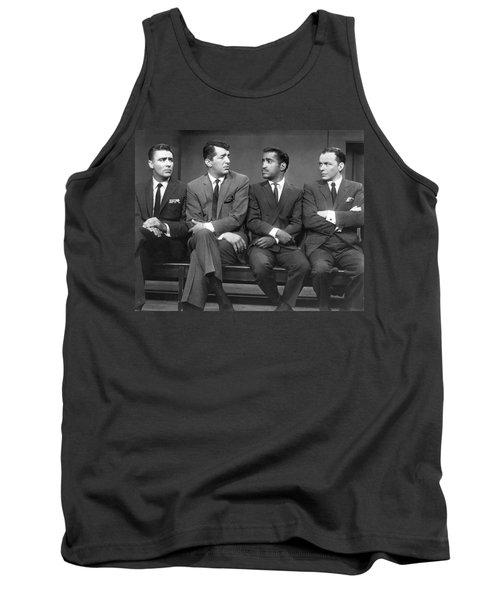 Ocean's Eleven Rat Pack Tank Top