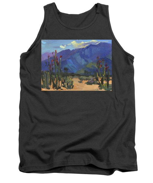 Ocotillos At Smoke Tree Ranch Tank Top