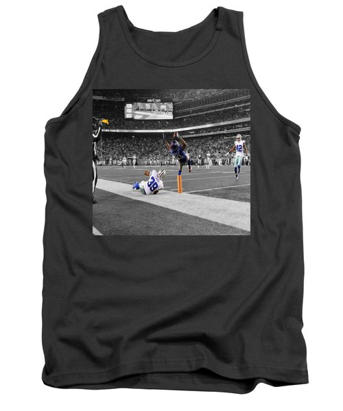 Odell Beckham Breaking The Internet Tank Top
