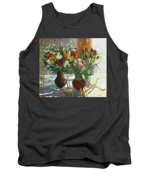 Of Bouquets Plexus Tank Top