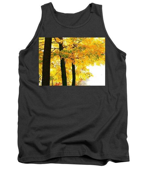 Ohio Autumn Tank Top