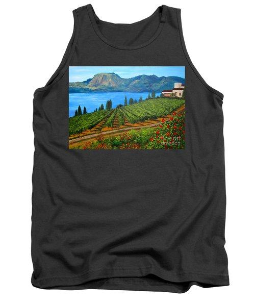 Okanagan Vineyard Tank Top