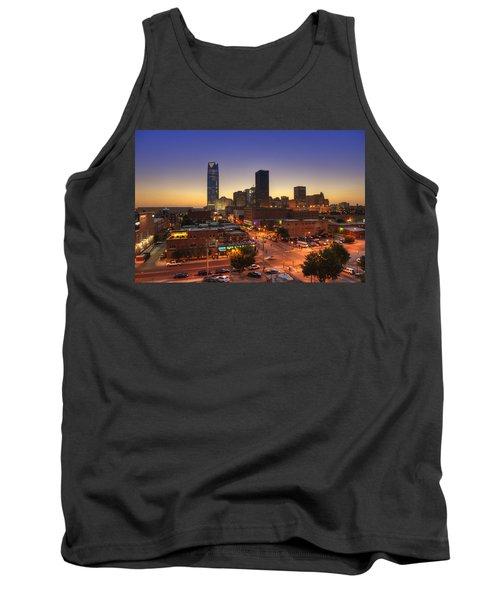 Oklahoma City Nights Tank Top