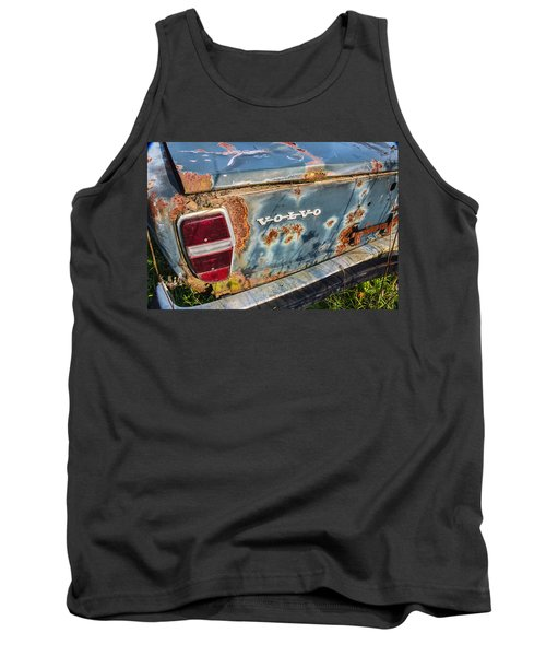 Old Aged Tank Top