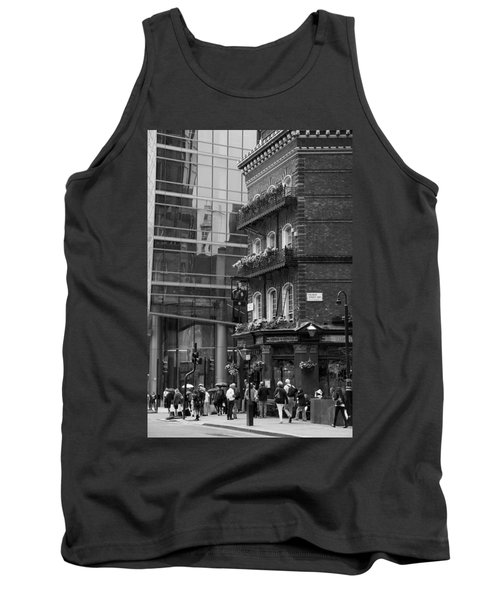 Old And New Tank Top by Chevy Fleet