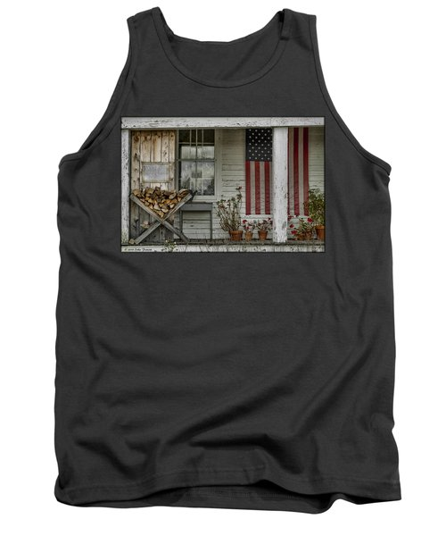 Old Apple Orchard Porch Tank Top