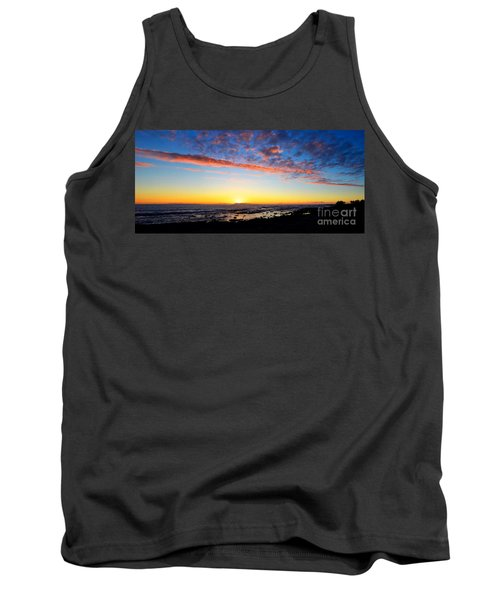 Tank Top featuring the photograph Old A's Panorama by David Lawson