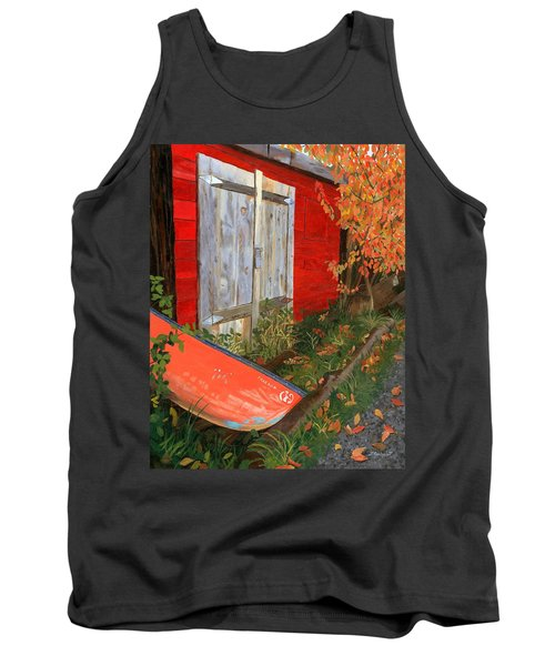 Old Canoe Tank Top