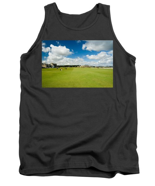 Old Course Fairways Tank Top