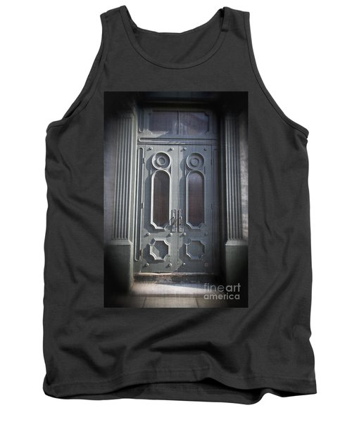 Old Doorway Quebec City Tank Top
