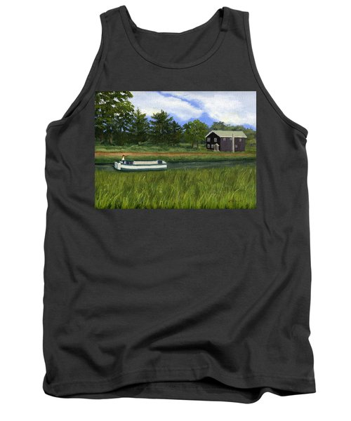 Old Erie Tank Top
