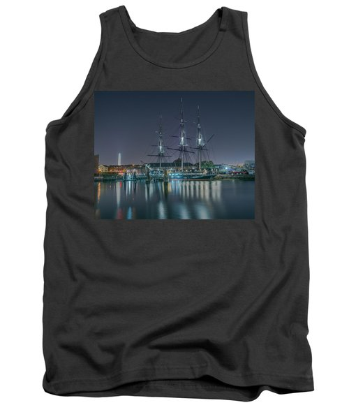 Old Iron Sides Tank Top