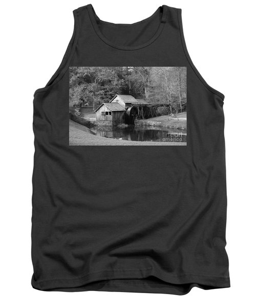 Virginia's Old Mill Tank Top by Eric Liller