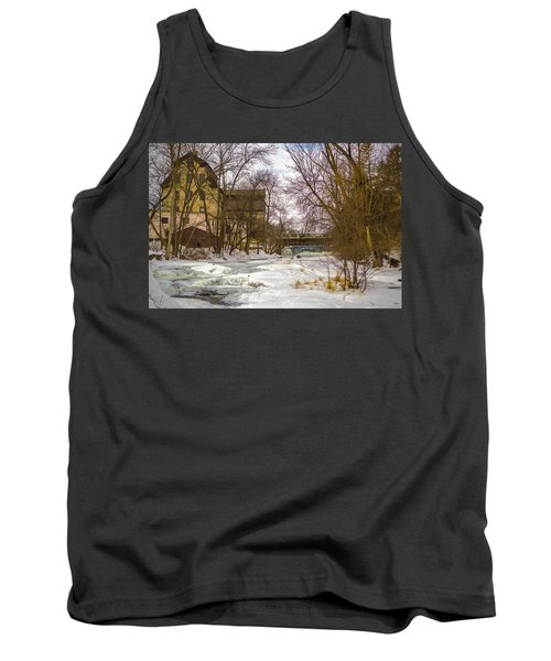 Old Mill Winter Tank Top