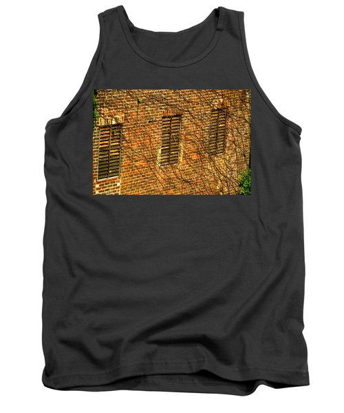 Old Roswell Manufacturing Mill Tank Top