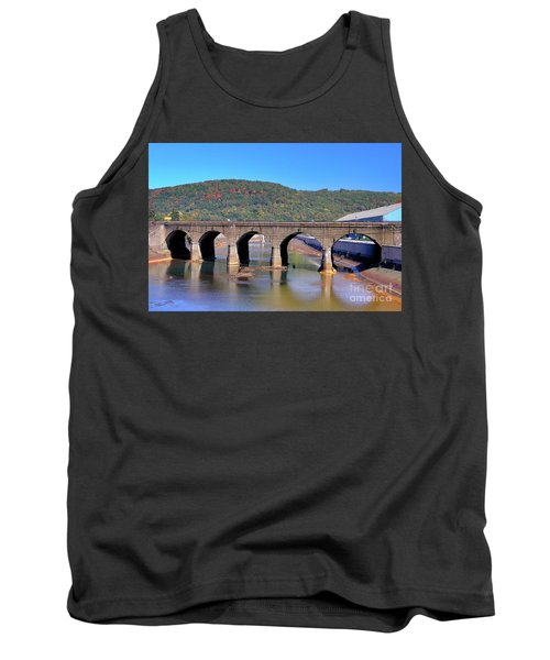 Old Stone Bridge - Johnstown Pa Tank Top