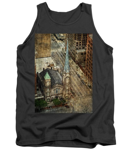 Old Stone Church Tank Top