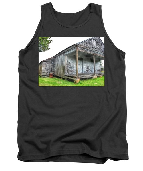 Old Theriot Post Office Tank Top