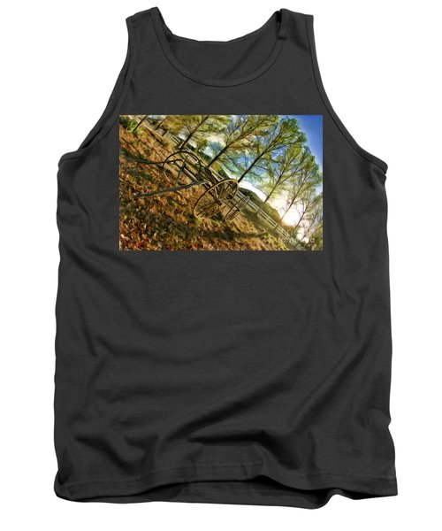 Old Wagon Tank Top
