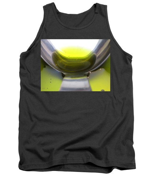 Olive Oil In A Ladle Tank Top