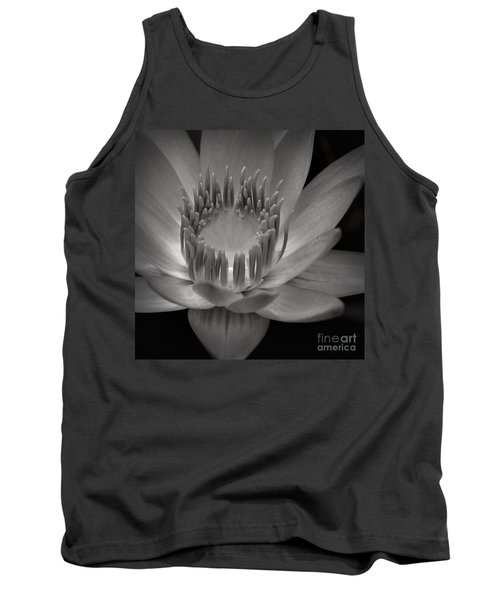 Om Mani Padme Hum Hail To The Jewel In The Lotus Tank Top by Sharon Mau