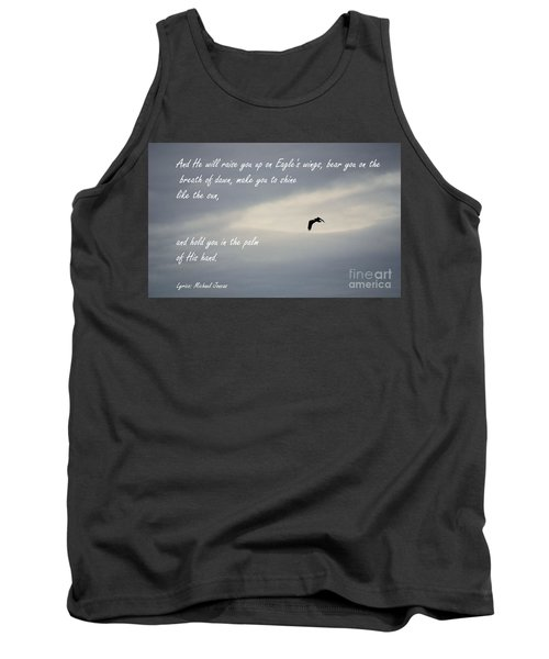 On Eagle's Wings Tank Top