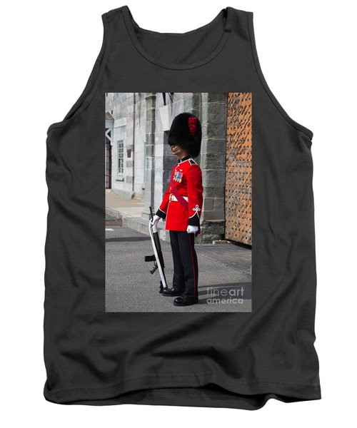 On Guard Quebec City Tank Top