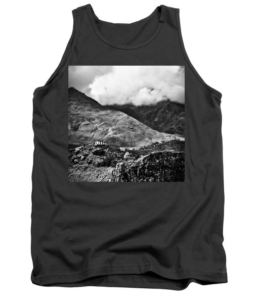 On The Mountainside Tank Top