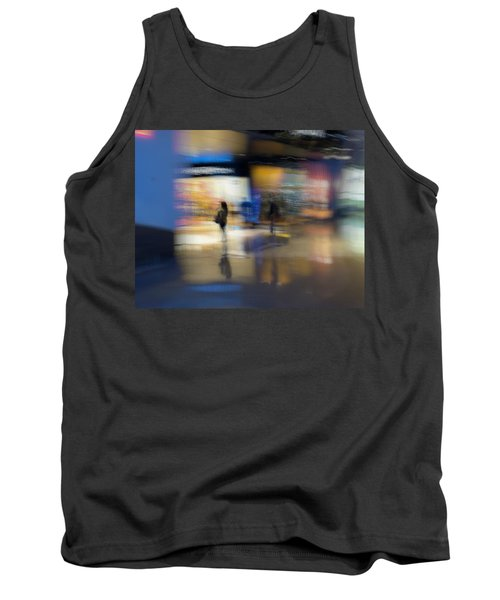 Tank Top featuring the photograph On The Threshold by Alex Lapidus