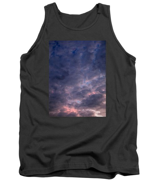 Finally It Rained In Texas Tank Top by Connie Fox